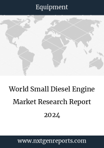 World Small Diesel Engine Market Research Report 2024