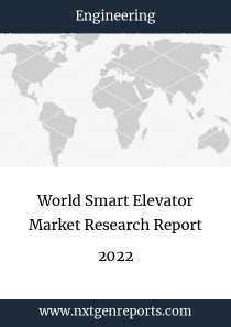 World Smart Elevator Market Research Report 2022