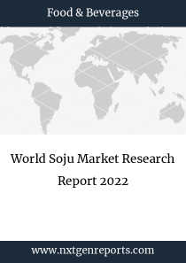 World Soju Market Research Report 2022