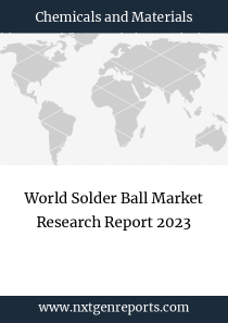World Solder Ball Market Research Report 2023