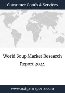 World Soup Market Research Report 2024