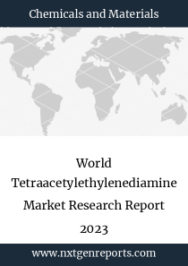 World Tetraacetylethylenediamine Market Research Report 2023