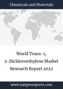 World Trans-1, 2-Dichloroethylene Market Research Report 2022