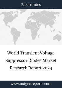 World Transient Voltage Suppressor Diodes Market Research Report 2023