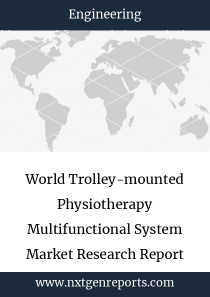 World Trolley-mounted Physiotherapy Multifunctional System Market Research Report 2022