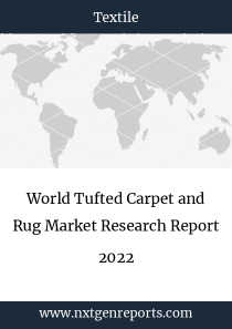 World Tufted Carpet and Rug Market Research Report 2022