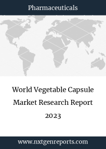 World Vegetable Capsule Market Research Report 2023