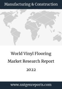 World Vinyl Flooring Market Research Report 2022