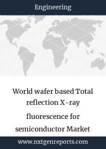 World wafer based Total reflection X-ray fluorescence for semiconductor Market Research Report 2022