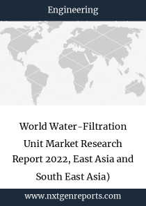 World Water-Filtration Unit Market Research Report 2022, East Asia and South East Asia)