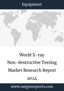 World X-ray Non-destructive Testing Market Research Report 2024